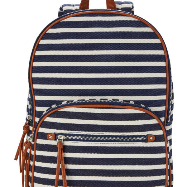 Hamptons Summer Edition Striped Bulletproof BackPack Level IIIA