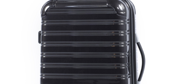 Hardside Bulletproof Carry On Luggage, 20""
