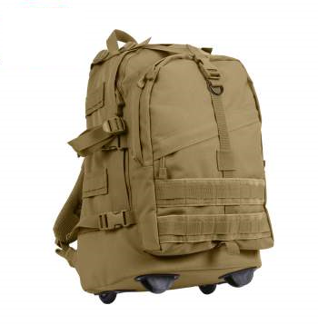 Wheeled Bulletproof luggage