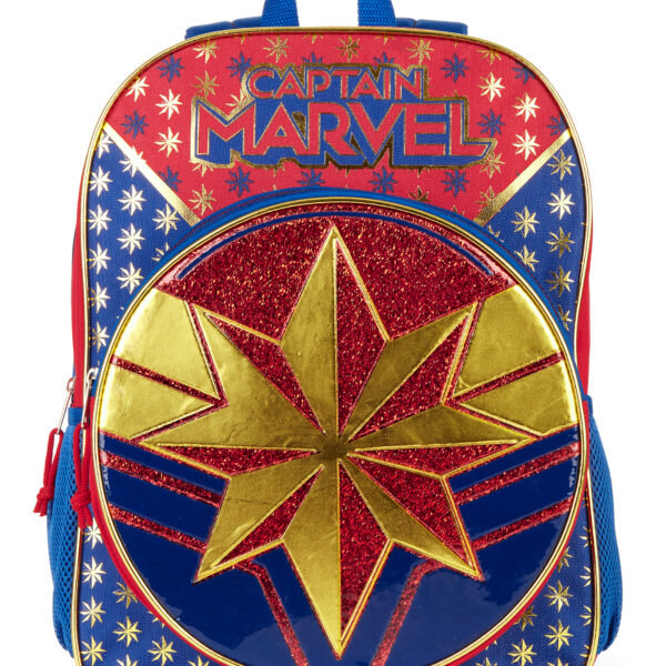 Captain Marvel Bulletproof Backpack