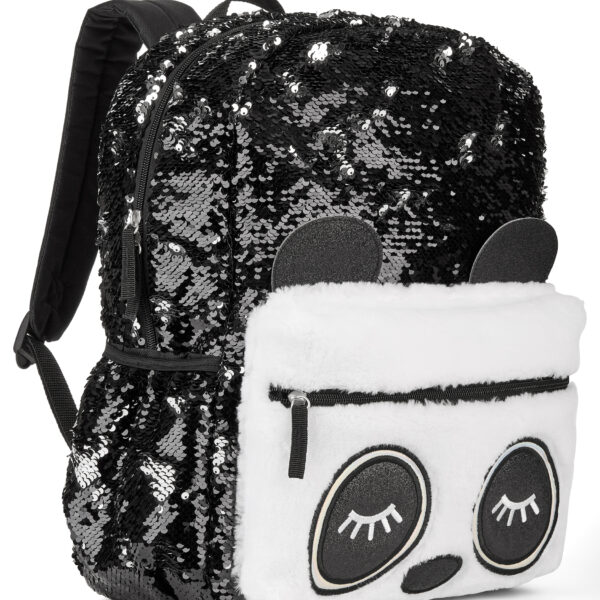 Sequin Panda Bulletproof BackPack Sequin Panda Bulletproof BackPack