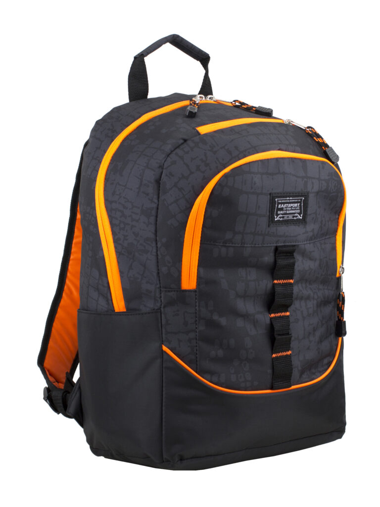 Black Snake Bulletproof Backpack