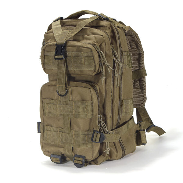 Coyote Tactical Bulletproof Backpack